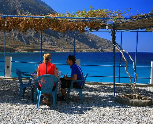 Kalymnos island. Dodecanese, Greece