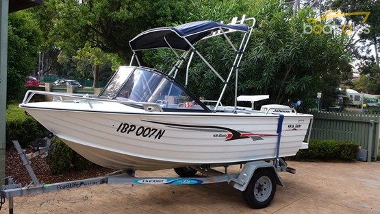 2004 Sea Jay 4.15M RUNABOUT CLASSIC