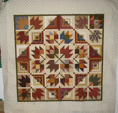 22 Best Maple Leaf Quilt Ideas Images On Pinterest Autumn Quilts