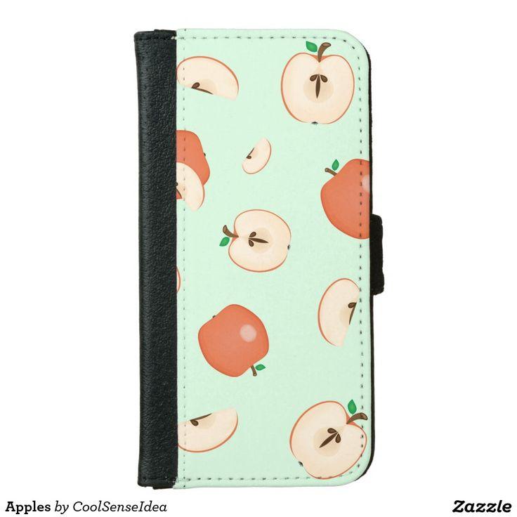 Apples iPhone 6/6s Wallet Case