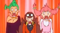 Second 'Punch Line' Anime Episode Teaser Surfaces
