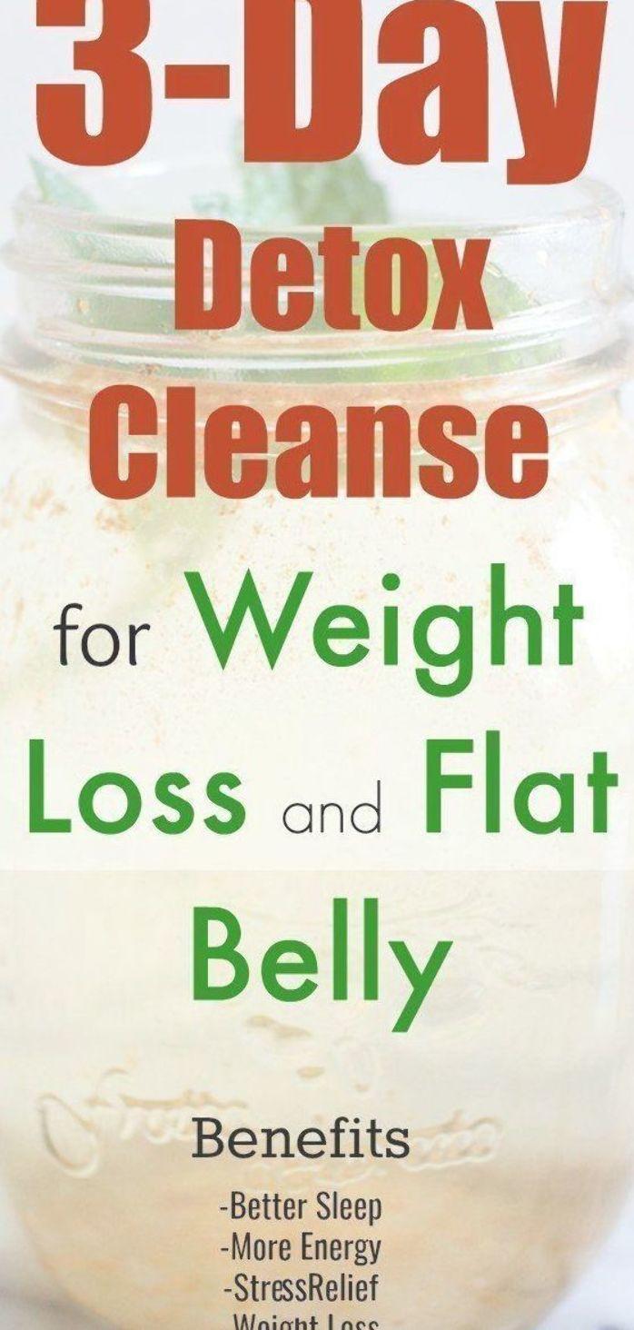 3-tägige Detox-Reinigung für Gewichtsverlust und flachen Bauch: Hier erfahren Sie, wie Sie …  – day food