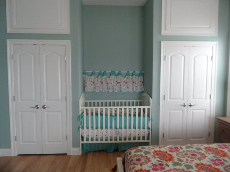 1000 images about share room with parent guest room on pinterest master bedrooms nursery Master bedroom with a crib