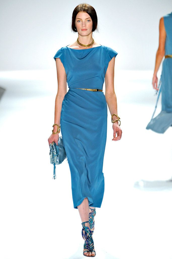 free 3 0 sales tax Elie Tahari Spring 2012 Ready to Wear Collection Photos   Vogue