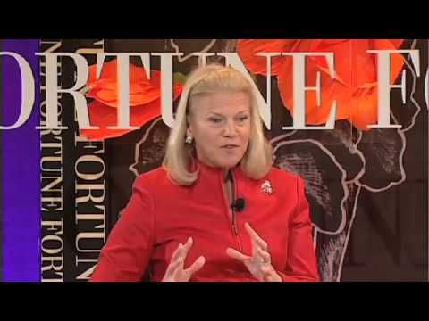 One on One with Ginni Rometty