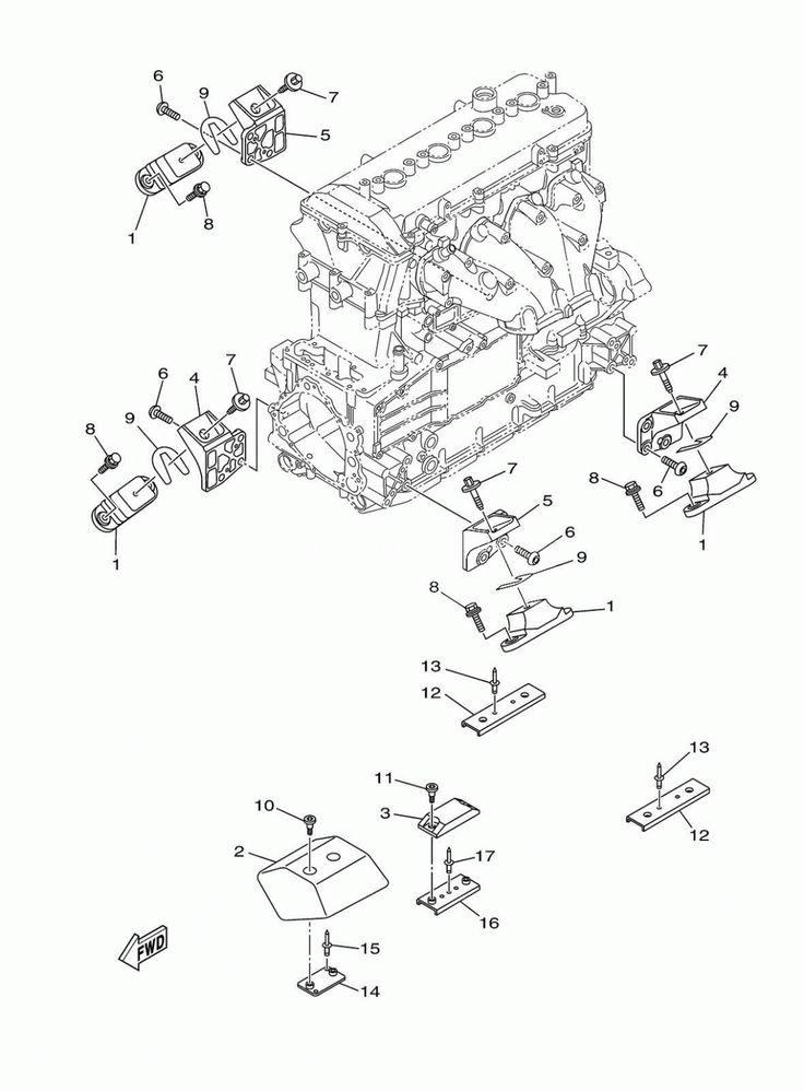 Yamaha Svho Engine Diagram