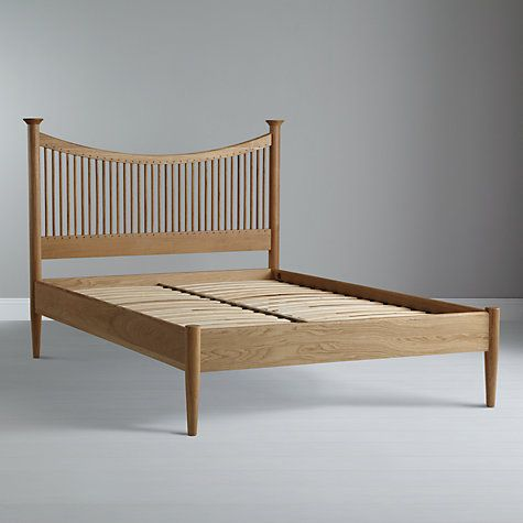 Buy john lewis essence low end bed oak double online at for John lewis bedroom ideas