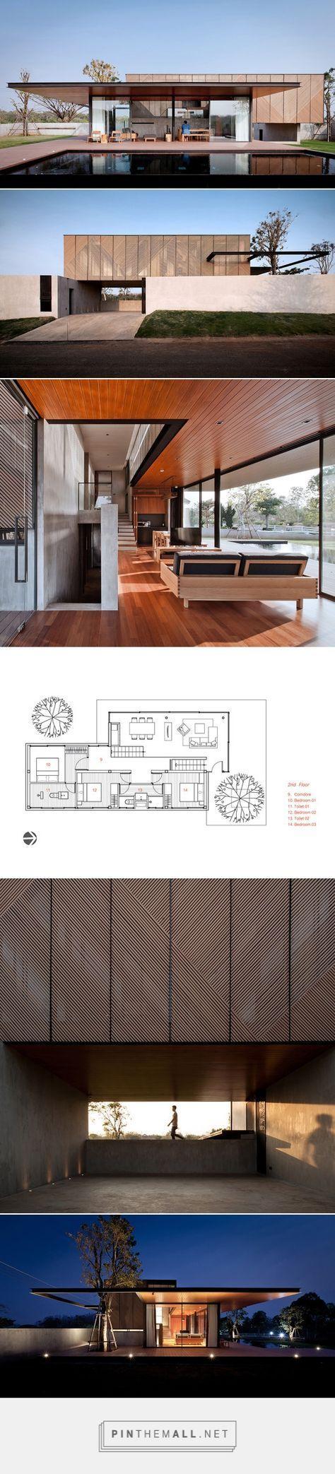 KA House / IDIN Architects | ArchDaily - created via http://pinthemall.net
