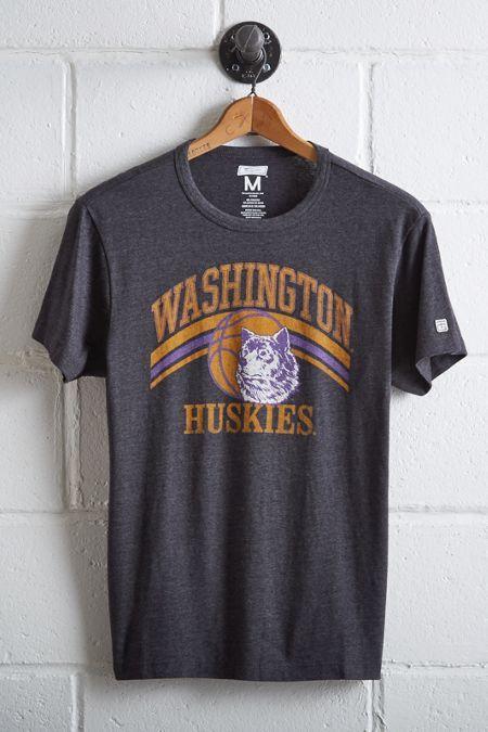 Tailgate Washington Huskies Basketball T-Shirt