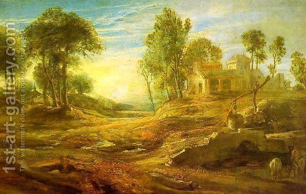 peter paul rubens landscape - Cerca con Google