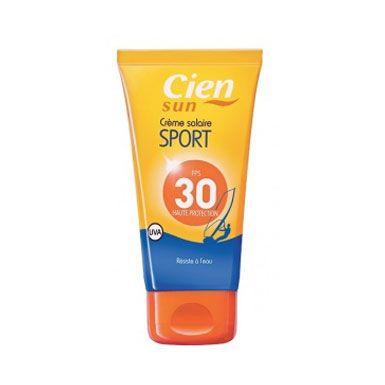 Avis consommateurs sur Crème Solaire Sport SPF 30 – Cien de Lidl
