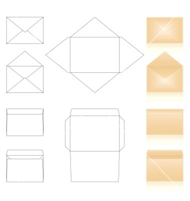 74 best Templates images on Pinterest Envelope templates - a2 envelope template