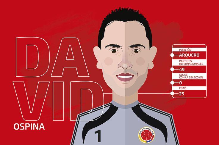 David Ospina - Colombia.