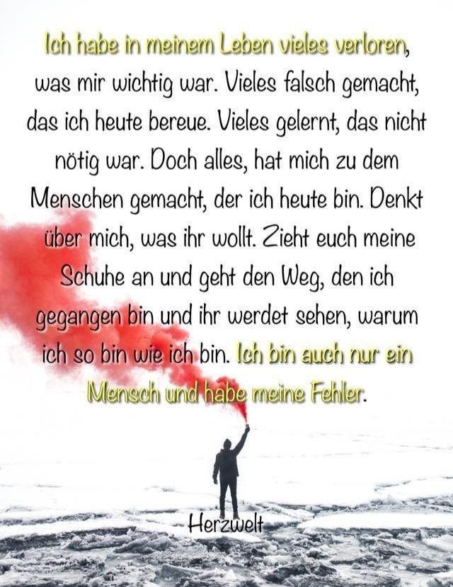 Pin Von Hannelore Scheitlin Auf Leben Sprüche Zitate