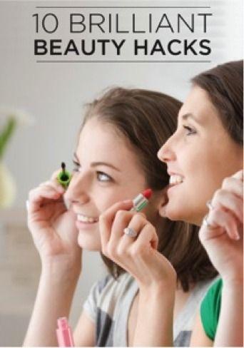 10 Brilliant Beauty Hacks to Try Immediately – Lisa Ayers-Ziegler