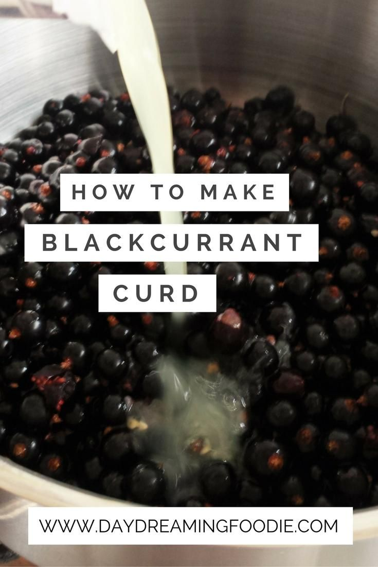 Homemade Blackcurrant Curd. A great alternative to citrus fruit curd and a fabulous was to use up a glut of blackcurrants. Tasty, easy and beautiful blackcurrant curd.
