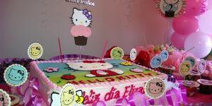Recuerdos y recortes | Decoración Hello Kitty