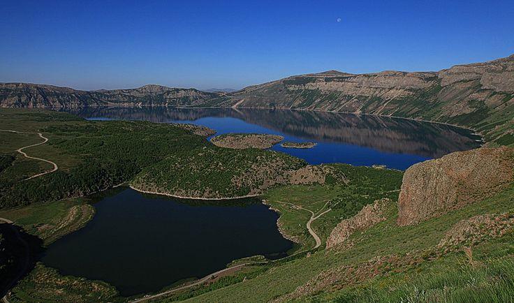Nemrut krater gölü/Bitlis