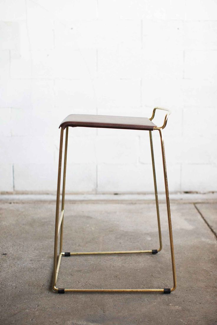 Daniel Barbera Uccio Stool | http://www.yellowtrace.com.au/interview-daniel-barbera/