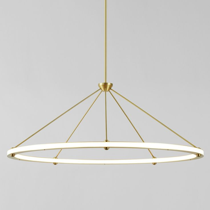 the halo circle pendant light originated in paul loebach 39 s search for a graceful application of. Black Bedroom Furniture Sets. Home Design Ideas