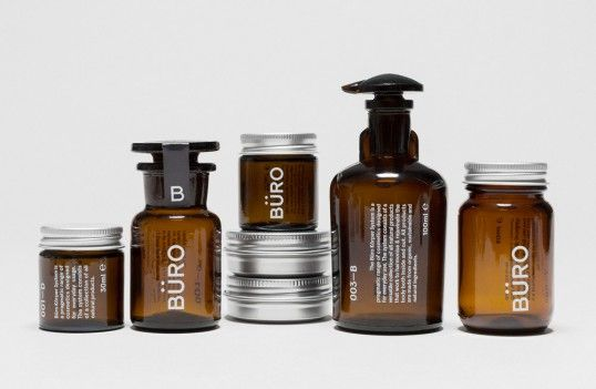 buro | men's cosmetics range made from natural, sustainable ingredients