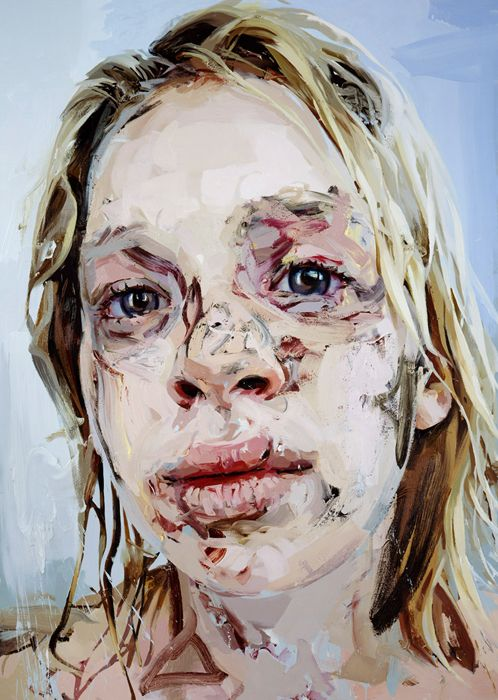 Jenny Saville's work - in picturesJenny SavilleMore Pins Like This At FOSTERGINGER @ Pinterest
