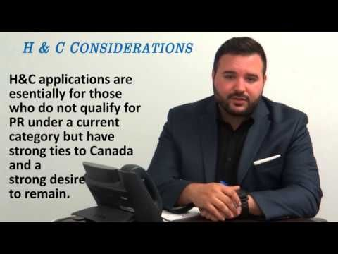 If you have unsafe conditions in your home country, you can migrate to Canada thorugh the H and C program! http://lnk.al/1JnU