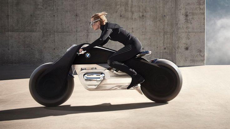 BMW imagina los vehículos de los próximos 100 años @alvarodabril
