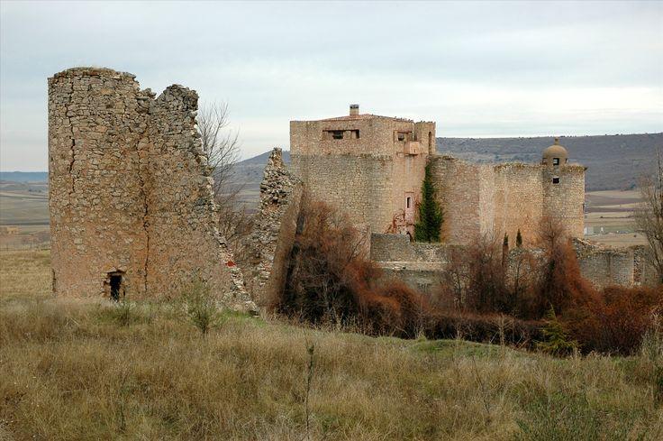 Spanish Castles | Palazuelos Castle, Guadalajara. Spain