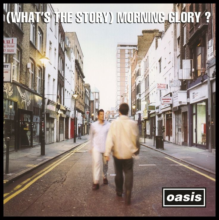 Oasis - (What's the Story) Morning Glory: 12 фактов об альбоме - http://rockcult.ru/po/morning-glory-facts/