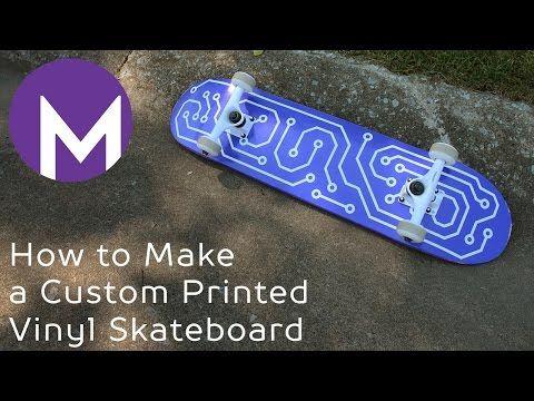 how to make a skate board