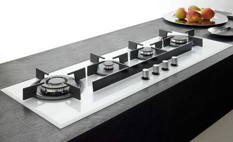Unbelievable 4 Burner Gas Cooktop Glass