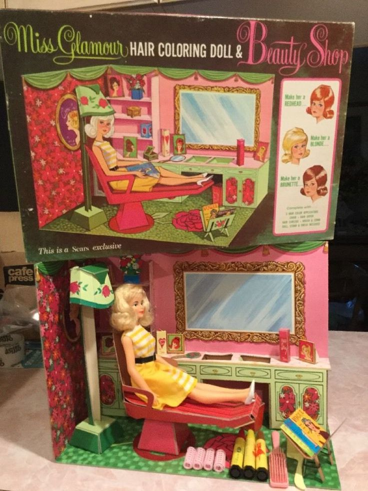 Vintage 1965 Misty Doll By Ideal M12 With Tammy Red Case
