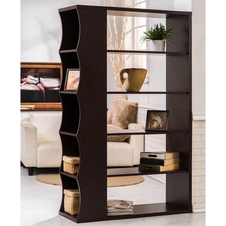 1000 ideas about open bookcase on pinterest tall narrow - Open bookcase room divider ...