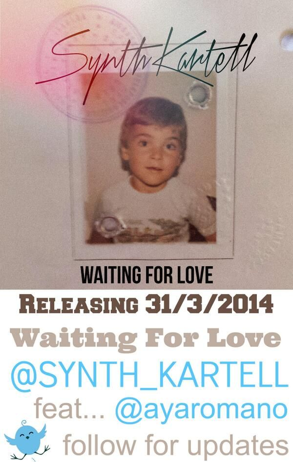 SYNTHKARTELL FEAT AYA ROMANO - WAITING FOR LOVE