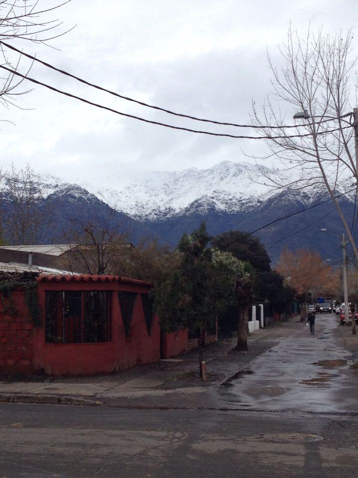 Comuna Peñalolen.