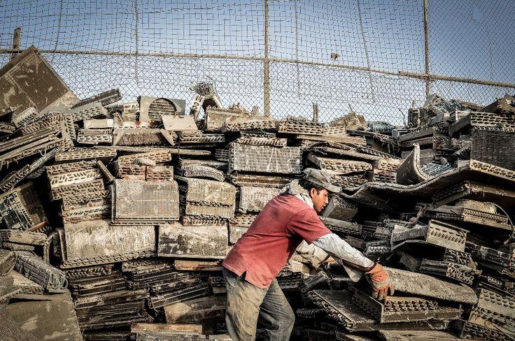 Bangladeshi migrant worker - Gulf Region - Photo by Stefanistan