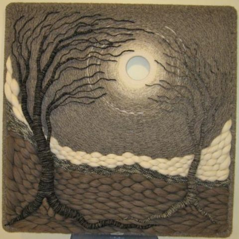 Fiber art - Go look at these...they are amazing! Sample Gallery - Test Gallery