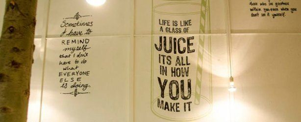 Orchard on Long Juice Bar in Cape Town: the new city centre grove serving up blended bursts of fresh flavour