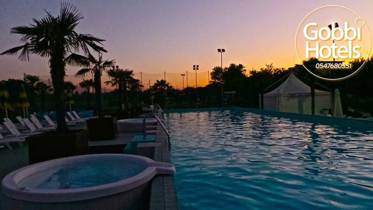 Twilight Gobbi Hotels Sport Park Gatteo Mare Italy