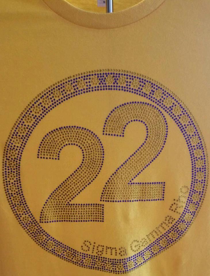 22 Bling Shirt