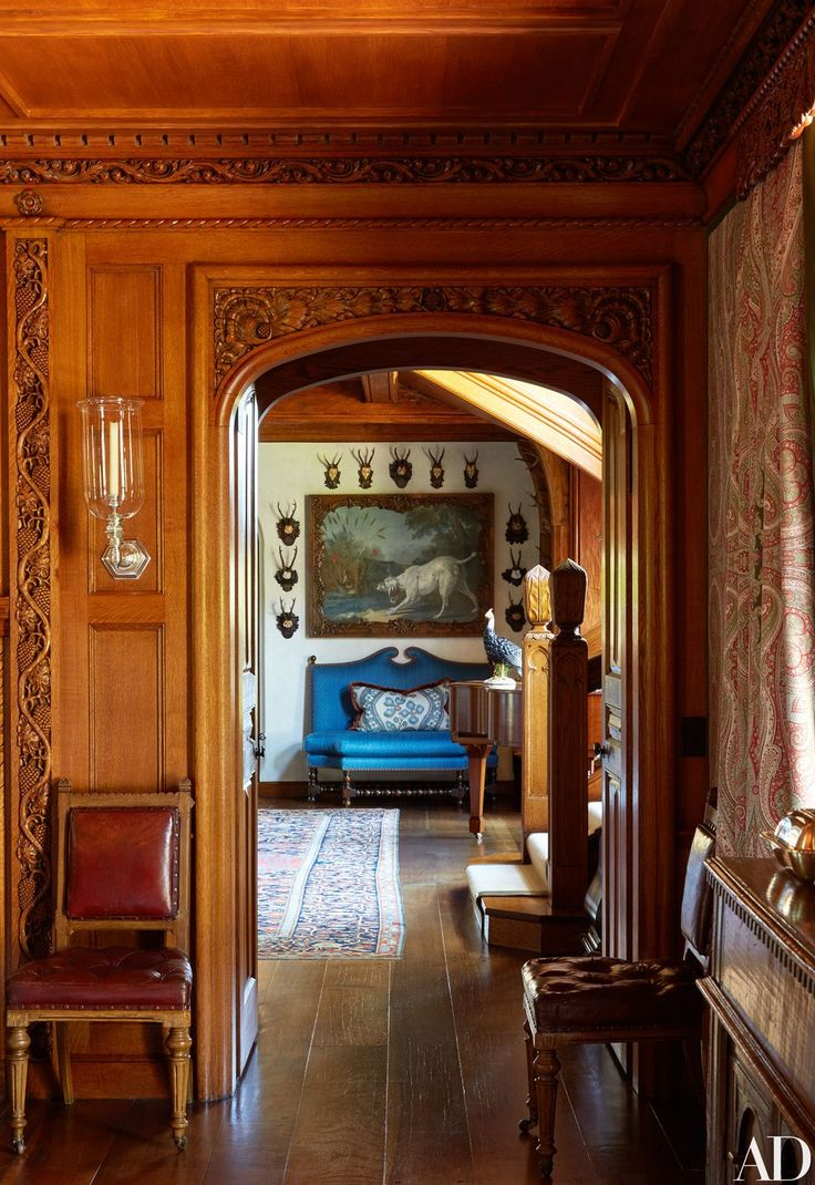 297 best Libraries and Wool Paneled Rooms images on Pinterest ...
