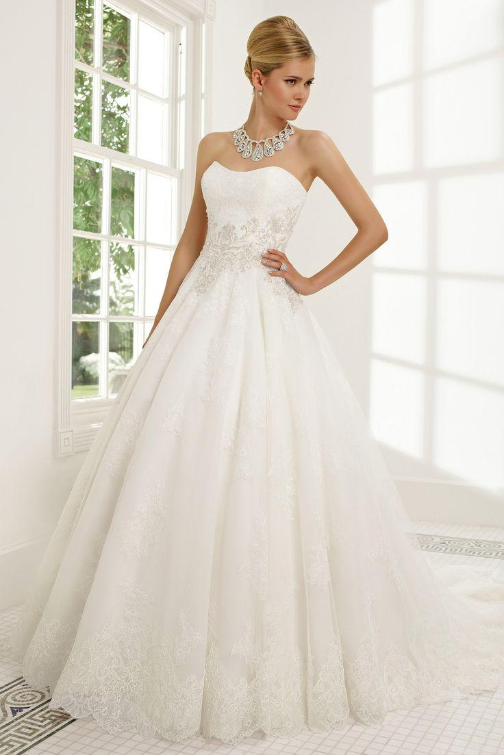 Rossella 68022 by Ronald Joyce   Wedding Dresses   www.guidesforbrides.co.uk