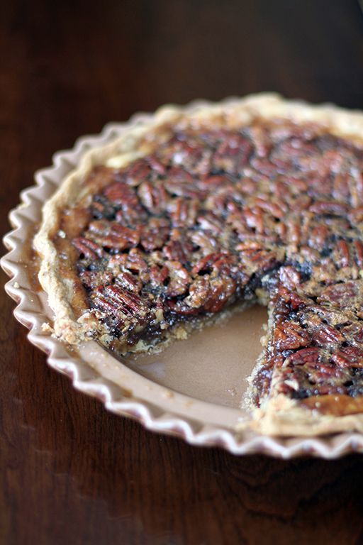 Williams-Sonomas Pecan Pie From @kitchenmagpie #recipe