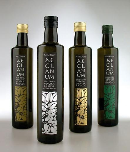 Aeclanum for all our olive oil loving #packaging peeps PD