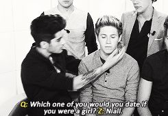 Whenever Zayn expresses his heartfelt desire to be with Niall forever. | 33 Times Niall Horan Was The Most Perfect Member Of One Direction