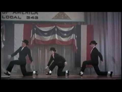 """""""Steam Heat"""" from Pajama Game - one of the best dance routines on film.  Epitomizes Bob Fosse's talent and style."""