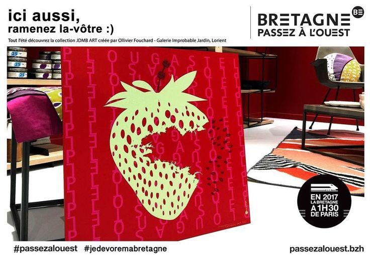#jedevoremabretagne #graphicdesign #ollivierfouchard #exposition #expolorient https://twitter.com/marquebretagne/status/874299522213715969
