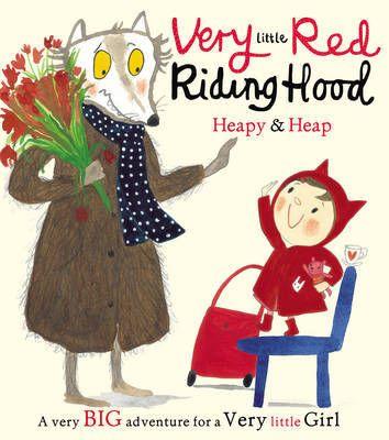 Very Little Red Riding Hood is little. Very little. She's brave and bossy, fearless and determined, loving and funny. And like all toddlers she likes everything just so - woe betide anyone and anything that gets in her way! She's got some cakes, she's got red ted, she's got her blanket and she's got her tea set. And nothing is going to get in the way of her well-laid plans. Not even a Wolf! Will they all live happily ever after?