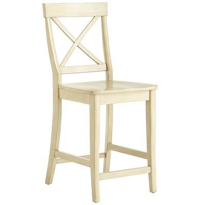 Torrance Counterstool - Distressed Ivory